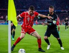 Real Madrid o invinge in deplasare pe Bayern Munchen, in semifinalele Ligii Campionilor