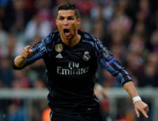 Real Madrid o invinge pe Bayern Munchen in Liga Campionilor, dupa un meci excelent al lui Ronaldo