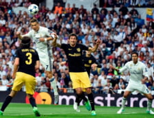 "Real Madrid o umileste pe Atletico in semifinalele Champions League: ""Tripla"" pentru Ronaldo"