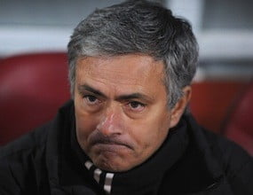 "Real Madrid pierde rusinos, Mourinho ""trage"" tot in Barcelona"