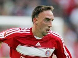 Real Madrid renunta la Ribery