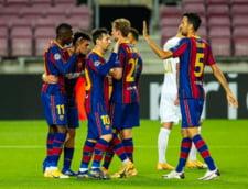 Real Madrid reuseste sa o invinga pe Barcelona, pe Camp Nou, dupa doua infrangeri la rand