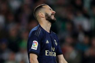 Real Madrid s-a împiedicat pe teren propriu