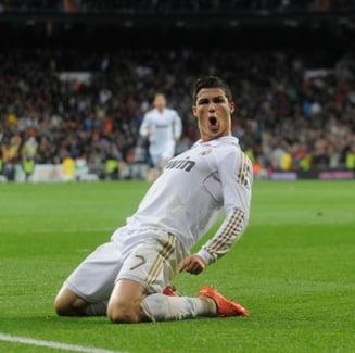 Real Madrid s-a distrat cu Getafe. Hat-trick Cristiano Ronaldo
