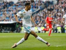 Real Madrid s-a distrat cu Sevilla si a marcat 5 goluri