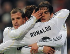 Real Madrid s-a distrat cu Villareal (Video)