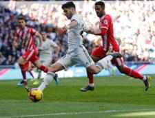 Real Madrid s-a facut de ras cu Girona pe Santiago Bernabeu