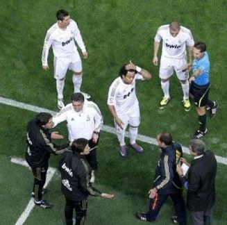 Real Madrid s-a facut de ras in Spania
