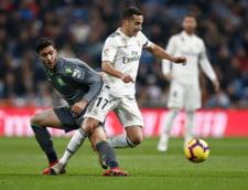 Real Madrid s-a facut din nou de ras in Spania. Esec cu Sociedad dupa un meci cu scandal (Video)