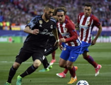 Real Madrid se califica in finala Champions League chiar daca pierde returul cu Atletico