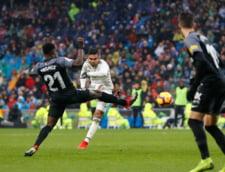 Real Madrid se chinuie cu Sevilla, dar e salvata de o bijuterie de gol a lui Casemiro (Video)