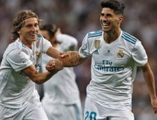 Real Madrid se distreaza cu Barcelona si castiga Supercupa Spaniei