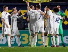 Real Madrid se impune la Villarreal dupa o revenire de zile mari