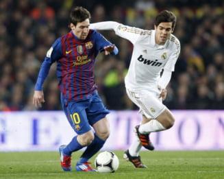 Real Madrid si FC Barcelona, victorii chinuite in Primera Division