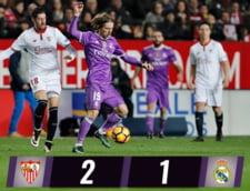 Real Madrid si Juventus Torino, infrangeri dramatice in campionat