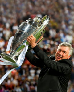 Real Madrid si-a prezentat noul antrenor OFICIAL