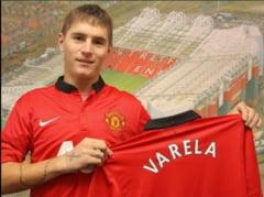 Real Madrid transfera de la Manchester United