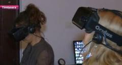 Realitatea virtuala, servita la cafea. Clientii unui local se relaxeaza cu ajutorul unor ochelari speciali