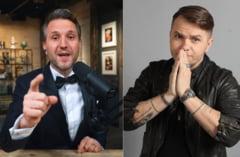 Realizatorul TV Andi Moisescu si actorul Codin Maticiuc, confirmati cu noul coronavirus