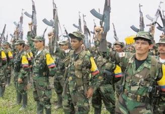 Rebelii FARC si-au aparat cocaina: Soldati morti, jurnalist disparut