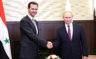 Rebelii din Siria resping conferinta de pace organizata de Putin: Rusia a comis crime de razboi, nu a adus pace