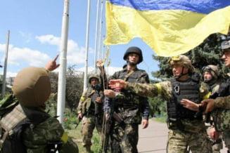 Rebelii separatisti acuza fortele ucrainene ca au folosit bombe chimice