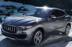 Recall la Maserati: Exista riscul sa plece singure dupa ce sunt parcate