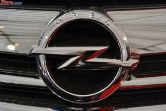 Recall pentru 100.000 de autoturisme Opel din cauza emisiilor poluante