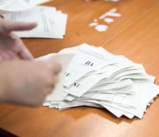 Recensamantul, irelevant pentru referendum - Autoritatea Electorala explica felul cum se numara alegatorii