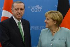 """Recep Tayyip Erdogan continua conflictul cu Angela Merkel - """"Foloseste metode naziste"""""""