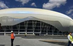 Receptia la noul stadion de 54 de milioane de euro din Craiova va fi gata mai devreme de luna noiembrie