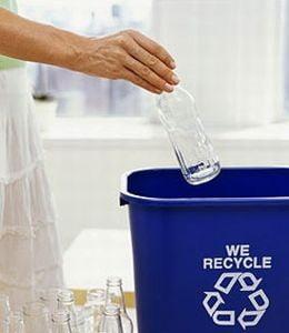 Recicleaza sau arzi in Iad!