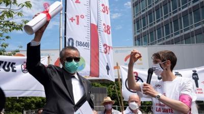 Recomandările OMS asupra modului în care guvernele pot maximiza serviciile pentru sănătate ale combaterii schimbărilor climatice