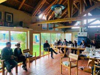 Reconstructie ecologica in Complexele lacustre Gorgova-Uzlina si Rosu-Puiu