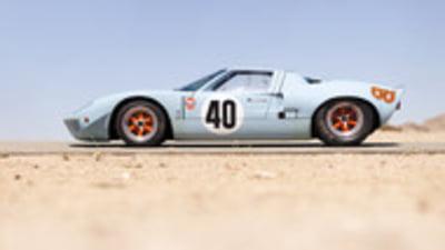 Record: Un Ford GT40 din 1968 s-a vandut cu 11 milioane de dolari