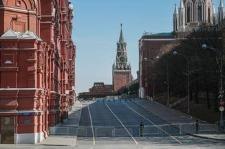 Record de cazuri noi de COVID-19 in Rusia, numarul total a depasit 10.000. Moscova e cea mai afectata