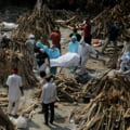 Record de decese in India: peste 200.000 de morti. Varianta indiana de coronavirus face ravagii