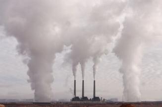 Record de dioxid de carbon in atmosfera! Asa ceva nu s-a mai intamplat de 800.000 de ani