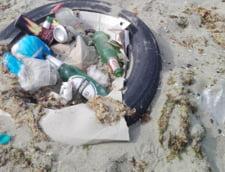 Record de gunoaie pe plajele din Romania: cele mai murdare sunt in Constanta, Eforie si Mamaia
