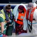 Record de migranți către Marea Britanie: peste 600 de persoane au traversat Canalul Mânecii într-o singură zi
