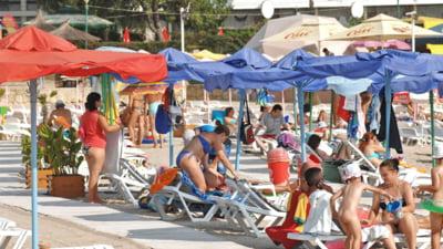 Record de turisti pe litoral. Peste 100.000 de romani, asteptati in acest weekend la malul Marii Negre
