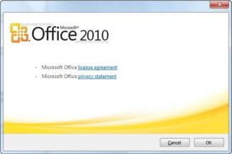 Record de vanzari pentru pachetul Office 2010