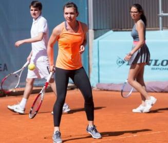 Record extraordinar pentru Simona Halep la Roland Garros