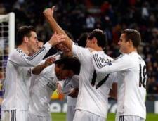 Record fabulos pentru Real Madrid in Liga Campionilor