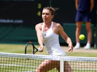 Record impresionant pentru Simona Halep, imediat dupa terminarea turneului de la Wimbledon