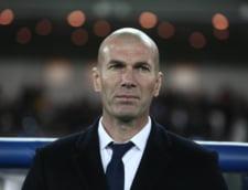 Record impresionant realizat de Zinedine Zidane, dupa ultima victorie a lui Real Madrid