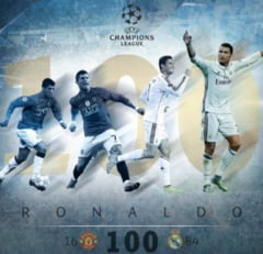 Record incredibil reusit de Cristiano Ronaldo
