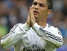 Record istoric pentru Cristiano Ronaldo