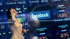 Record neasteptat pentru Facebook