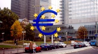 Record pentru depozitele bancilor la BCE - cel mai inalt nivel din 2010